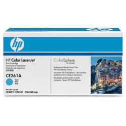HP CE261A (648A) - originální - Cyan na 11000 stran