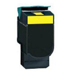 Lexmark C540H1YG RETURN - kompatibilní - Yellow velkoobjemová na 2000 stran
