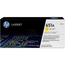 HP CE342A (651A) - originální - Yellow na 16000 stran