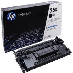 HP CF226X (26X) - originální - Černá velkoobjemová na 9000 stran