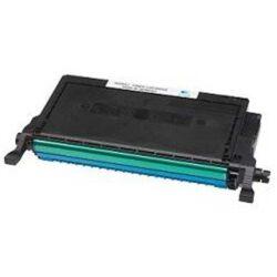 Samsung CLT-C5082L - kompatibilní - Cyan velkoobjemová na 4000 stran