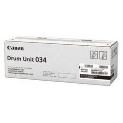 Canon 034 Bk Drum - originální - Fotojednotka BK na 32500 stran