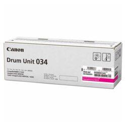 Canon 034 M Drum - originální - Fotojednotka MA na 34000 stran