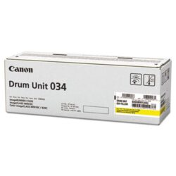 Canon 034 Y Drum - originální - Fotojednotka YE na 34000 stran