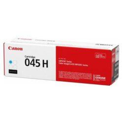 Canon 045H C toner - originální - Cyan velkoobjemová na 2200 stran