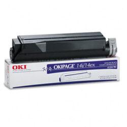 OKI 40433203 (PRINT-CART-OKIPAGE 10 / 12 / 14) - originální - Černá