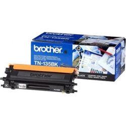 Brother TN-135BK - originální - Černá velkoobjemová na 5000 stran
