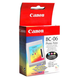 Canon BC-06 - originální - Photo