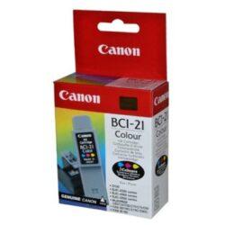 Canon BCI-21C - originální - Barevná