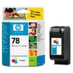 HP C6578A (78XL) - originální - Barevná na 1200 stran