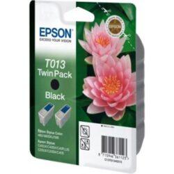 Epson T013402 - 2x originální - Černá