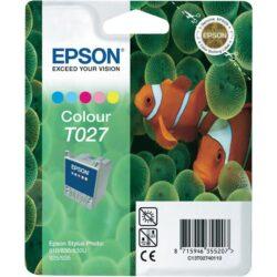 Epson T027401 - originální - Barevná