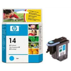 HP C4921A Ink.hlava Cyan pro CP1160 - originální