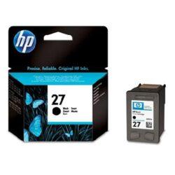 HP C8727A (27) - originální - Černá na 220 stran