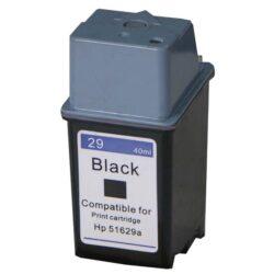 HP 51629A (29) - kompatibilní - Černá na 650 stran