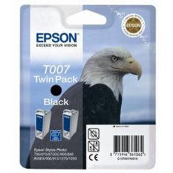 Epson T007402 - originální - Černá - Sada multipack