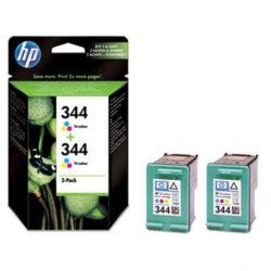 HP C9505E Doublepack no.344 (2x C9363) - originální