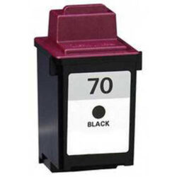 Lexmark 12AX970E (70) - kompatibilní - Černá velkoobjemová na 600 stran
