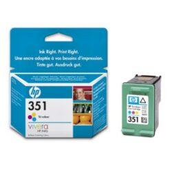 HP CB337E (351) - originální - Barevná na 170 stran