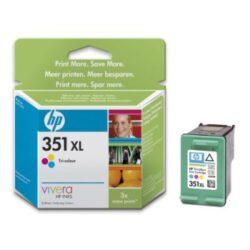 HP CB338E (351XL) - originální - Barevná velkoobjemová na 520 stran