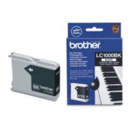 Brother LC1000BK - originální - Černá na 500 stran
