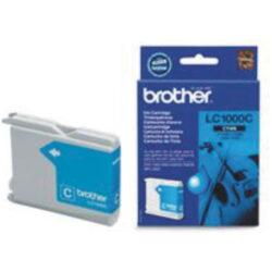 Brother LC1000C - originální - Cyan na 400 stran