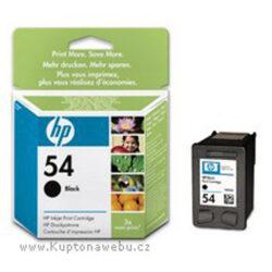 HP CB334A (54) - originální - Černá na 600 stran