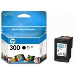 HP CC640E (300) - originální - Černá na 200 stran