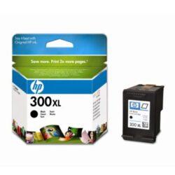 HP CC641E (300XL) - originální - Černá velkoobjemová na 600 stran