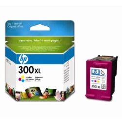 HP CC644E (300XL) - originální - Barevná velkoobjemová na 440 stran