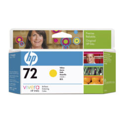 HP C9373A (72) - originální - Yellow velkoobjemová