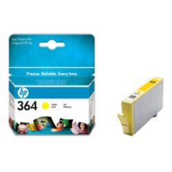 HP CB320E (364) - originální - Yellow na 300 stran