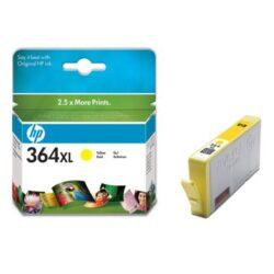 HP CB325E (364XL) - originální - Yellow velkoobjemová na 750 stran