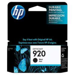 HP CD971A (920) - originální - Černá na 420 stran