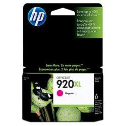 HP CD973A (920XL) - originální - Magenta velkoobjemová na 700 stran