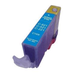Canon CLI-521Cy - kompatibilní - Cyan