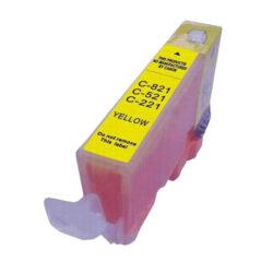 Canon CLI-521Ye - kompatibilní - Yellow