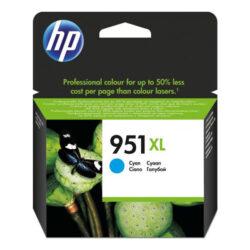 HP CN046A (951XL) - originální - Cyan velkoobjemová na 1500 stran