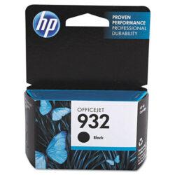 HP CN057A (932) - originální - Černá na 400 stran