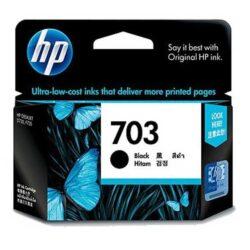 HP CD887AE (703) - originální - Černá