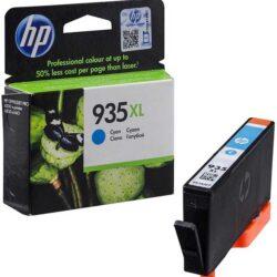HP C2P24AE (935XL) - originální - Cyan velkoobjemová na 825 stran