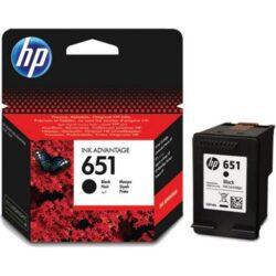 HP C2P10AE (651) - originální - Černá na 600 stran
