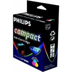 Philips PFA 424 Color ink. pro fax i-jet - originální