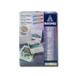 Fotopapír A4 pro laser. tiskárny - bal. 50 listů - lesklý - 115 gr.